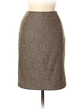 Balenciaga Wool Skirt Size 40 (IT)