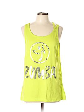 Zumba Wear Sleeveless T-Shirt Size XL