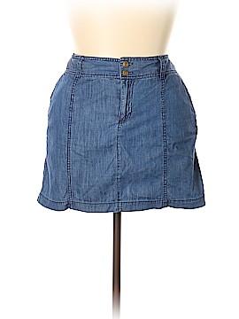 Caslon Denim Skirt Size 14