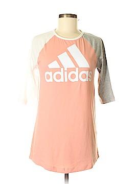 Adidas 3/4 Sleeve T-Shirt Size M