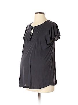 Ann Taylor LOFT Short Sleeve Top Size S (Maternity)