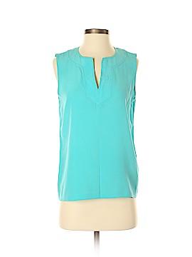 Kate Spade New York Sleeveless Silk Top Size 2