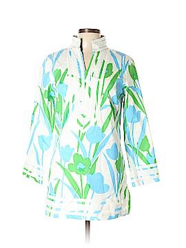 Elizabeth McKay 3/4 Sleeve Blouse Size L