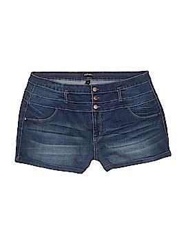 Refuge Denim Shorts Size 20 (Plus)