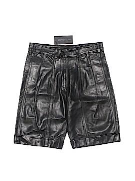 Derek Lam Leather Shorts Size 2