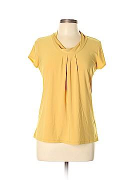 Vintage Suzie Short Sleeve Blouse Size L