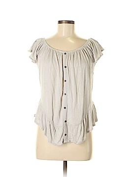 American Rag Cie Short Sleeve Top Size M