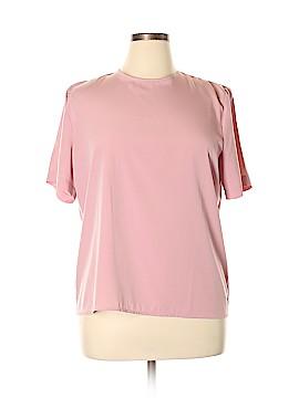 Lauren Lee Short Sleeve Blouse Size XL