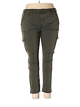 Ava & Viv Cargo Pants Size 24w (Plus)