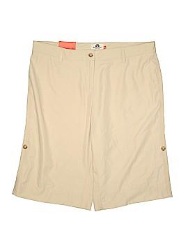 Weatherproof Khaki Shorts Size 16