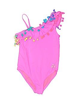 Betsey Johnson One Piece Swimsuit Size 4