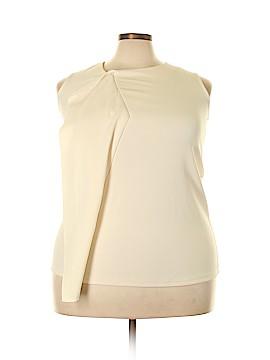 Alfani Sleeveless Top Size 0X (Plus)
