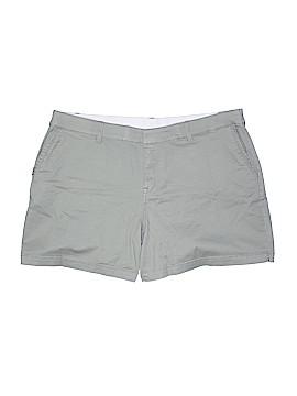 Lane Bryant Khaki Shorts Size 20 (Plus)