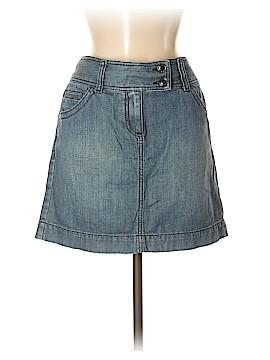 Ann Taylor LOFT Outlet Denim Skirt Size 6