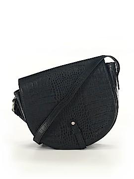 Iris & Ink Leather Crossbody Bag One Size