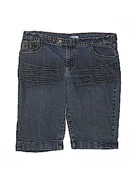 Cato Denim Shorts Size 16