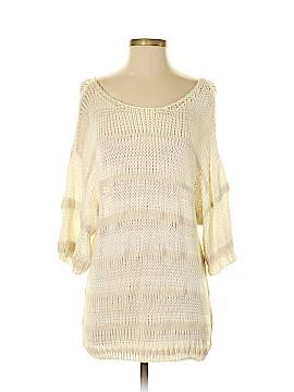 Rachel Zoe Silk Pullover Sweater Size M