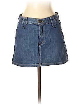 Earl Jean Denim Skirt Size S
