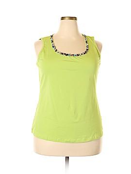 Nygard Collection Sleeveless Top Size XL