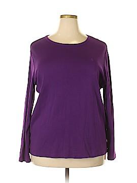 Ralph Lauren Long Sleeve T-Shirt Size 2X (Plus)