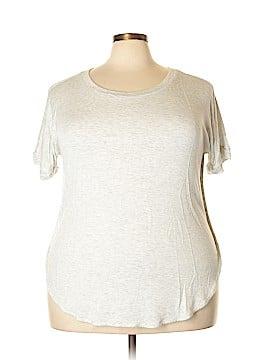 Matty M Short Sleeve Top Size XXL