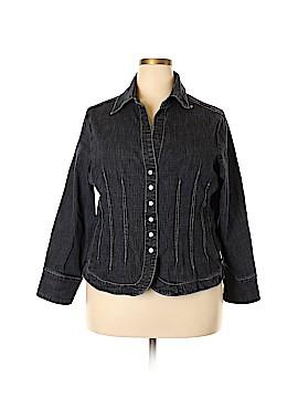 DressBarn Denim Jacket Size 14 - 16
