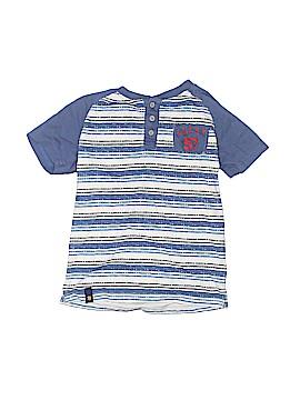 Lucky Brand Short Sleeve Henley Size 5