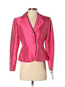 Tahari Silk Blazer Size 4 (Petite)