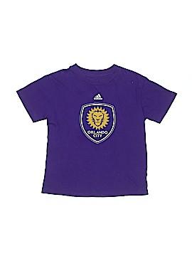 Adidas Short Sleeve T-Shirt Size 7