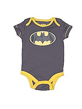Batman Short Sleeve Onesie Newborn
