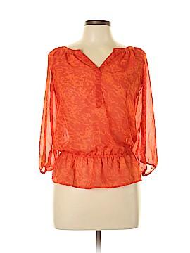 Ann Taylor LOFT Outlet 3/4 Sleeve Blouse Size XS (Petite)