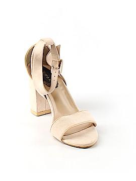 Allegra K Heels Size 5 1/2