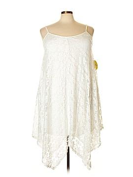 Emma & Michele Casual Dress Size 3X (Plus)
