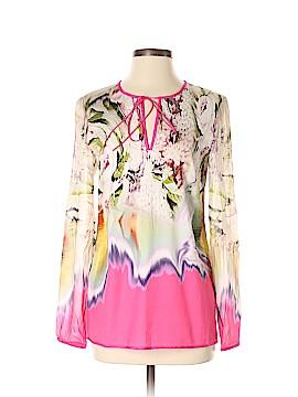Vera Wang Long Sleeve Blouse Size 4