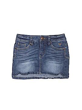 Justice Jeans Denim Skirt Size 8