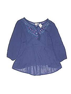 Mudd Long Sleeve Blouse Size 14