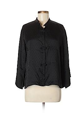 Natori Long Sleeve Blouse Size M