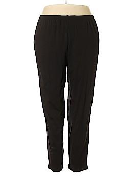 Bechamel Casual Pants Size 1X (Plus)