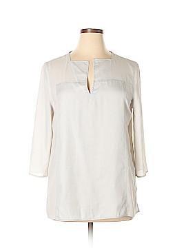 CALVIN KLEIN JEANS 3/4 Sleeve Blouse Size XL