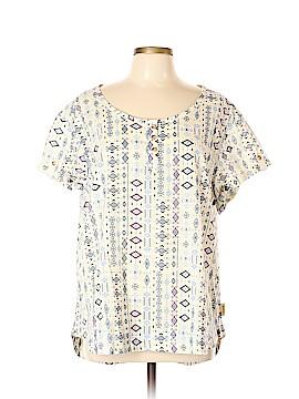 Woolrich Short Sleeve Top Size XL