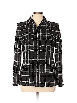 Doncaster Silk Blazer Size 14