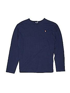 Polo by Ralph Lauren Long Sleeve T-Shirt Size L (Kids)