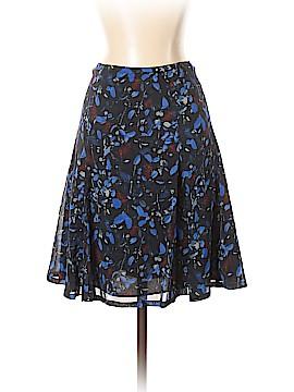 Yigal Azrouël New York Silk Skirt Size Med (2)