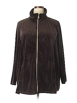 Catherines Track Jacket Size 2X (Plus)