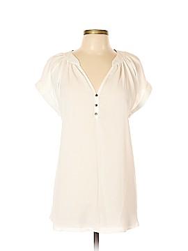 Love Culture Short Sleeve Blouse Size L