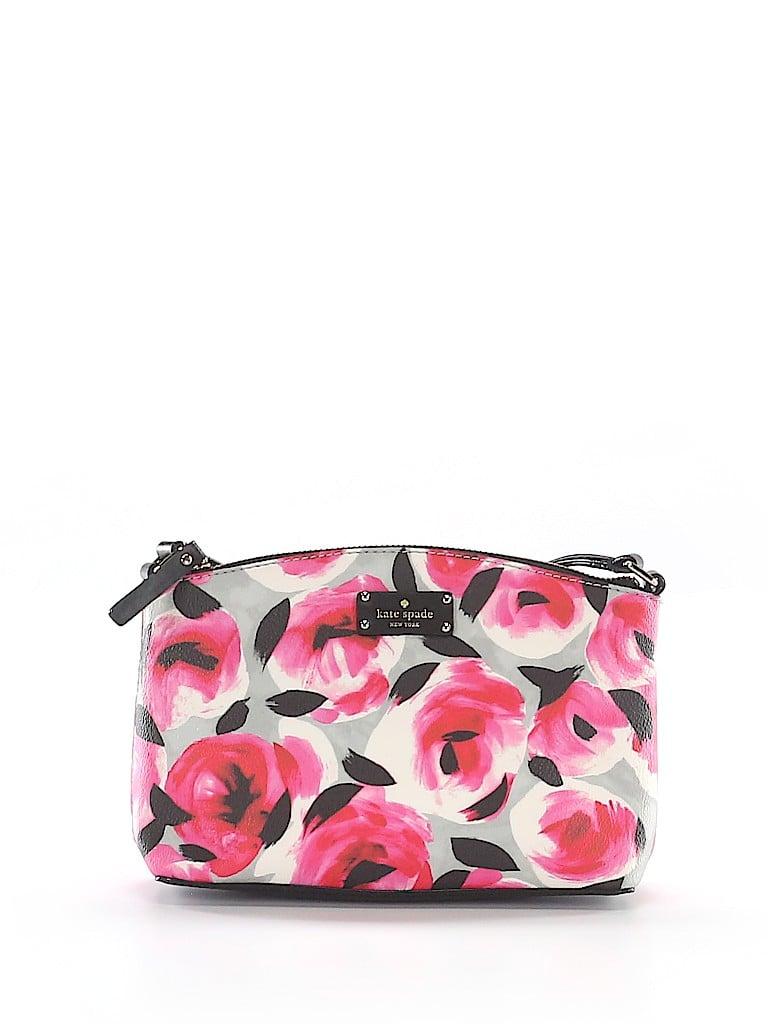 2129ef5d67704 Kate Spade New York Floral Pink Crossbody Bag One Size - 66% off ...