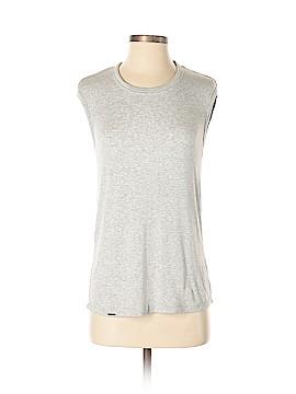 Halston Heritage Sleeveless T-Shirt Size S