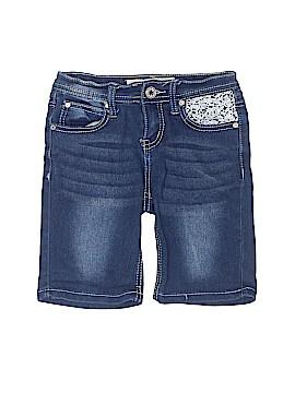 Free Planet Denim Shorts Size 8