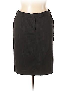 Max Studio Wool Skirt Size 14