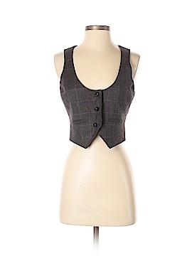 Diane von Furstenberg Tuxedo Vest Size 6